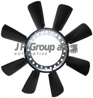 Кожух вентилятора JP GROUP 1114900300