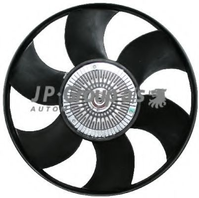 Вентилятор JP GROUP 1114901100