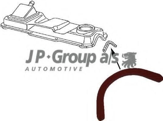Прокладка клапанной крышки JP GROUP 1119250100