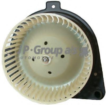 Вентилятор печки JP GROUP 1126100400