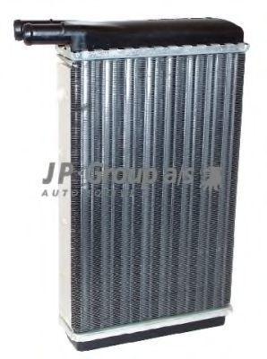 Радиатор отопителя JP GROUP 1126300300