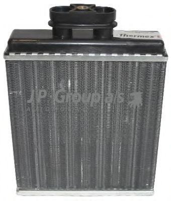 Радиатор отопителя салона JP GROUP 1126300500