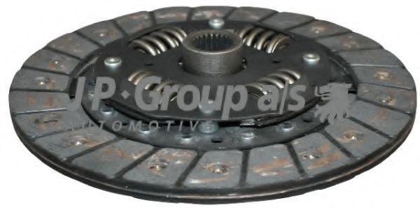 Диск сцепления JP GROUP 1130200400