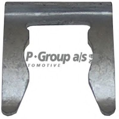 Кронштейн тормозного шланга JP GROUP 1161650100