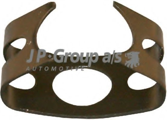 Кронштейн крепления тормозного шланга JP GROUP 1161650200