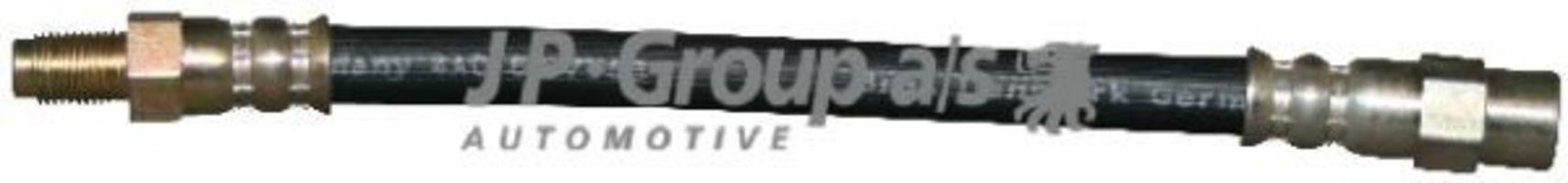 Шланг тормозной JP GROUP 1161701000