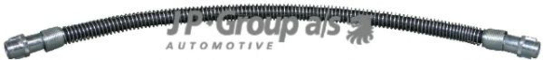 Шланг тормозной JP GROUP 1161703100