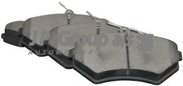 Купить Колодки тормозные JP GROUP 1163602010