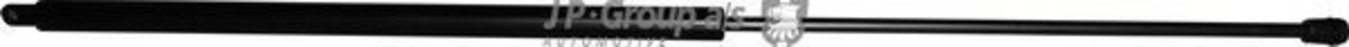 Амортизатор капота JP GROUP 1181202200