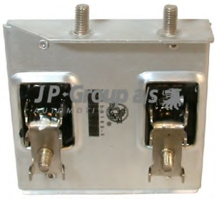 Резистор JP GROUP 1196851000