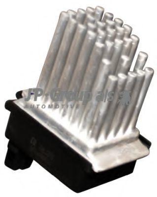 Сопротивление, вентилятор салона JP GROUP 1196851100