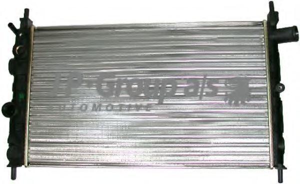 Купить Радиатор охлаждения двигателя JP GROUP 1214200100