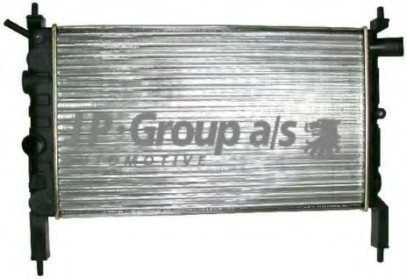 Купить Радиатор охлаждения двигателя JP GROUP 1214200200
