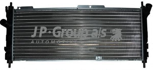 Купить Радиатор охлаждения JP GROUP 1214202500