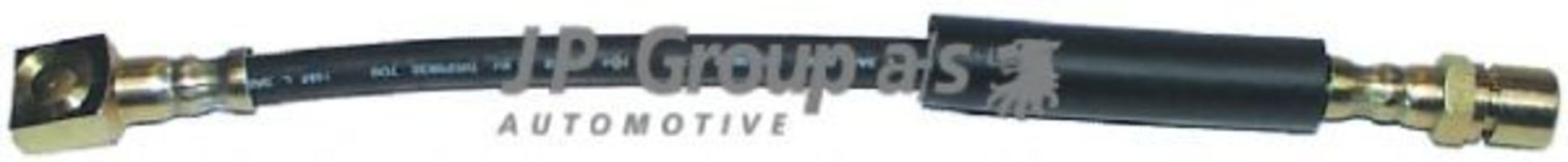Шланг тормозной JP GROUP 1261600400