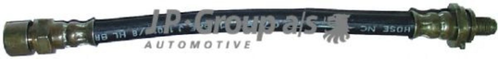Шланг гальмівний JP GROUP 1261700300