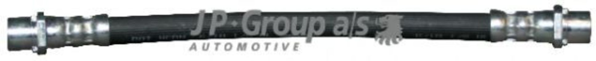 Шланг тормозной JP GROUP 1261700400