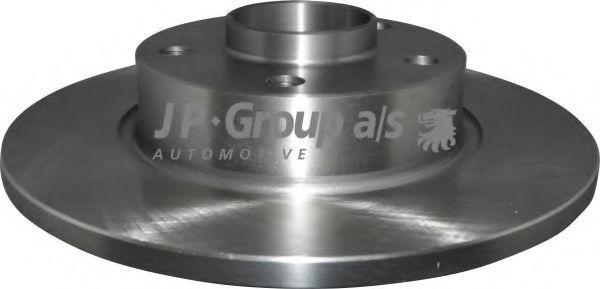 Диск тормозной JP GROUP 1263201900