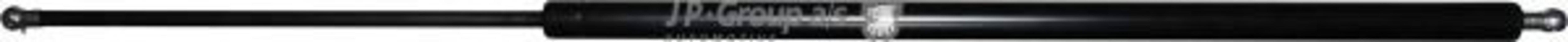Амортизатор крышки багажника JP GROUP 1281204000