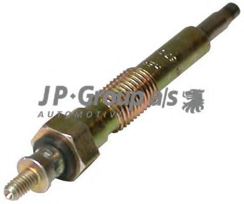 Свеча накаливания JP GROUP 1291800500