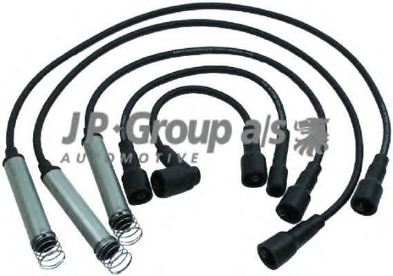 Провода высоковольтные комплект JP GROUP 1292001010