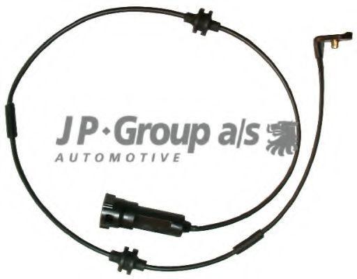 Датчик износа тормозных колодок JP GROUP 1297300500
