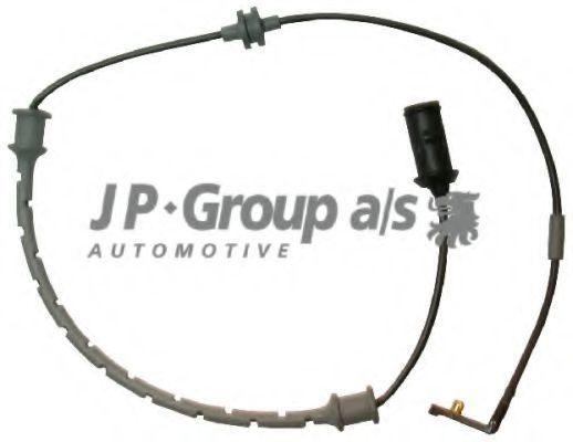 Датчик износа тормозных колодок JP GROUP 1297300700