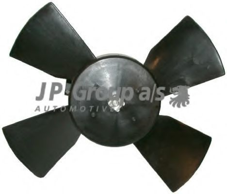 Электродвигатель вентилятора радиатора JP GROUP 1299100200