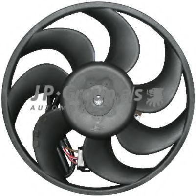 Электродвигатель вентилятора радиатора JP GROUP 1299100300