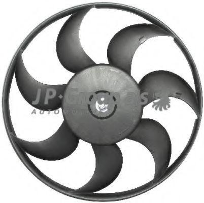 Электродвигатель вентилятора радиатора JP GROUP 1299100400