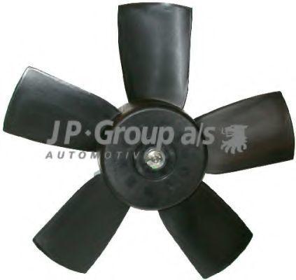 Электродвигатель вентилятора радиатора JP GROUP 1299100700