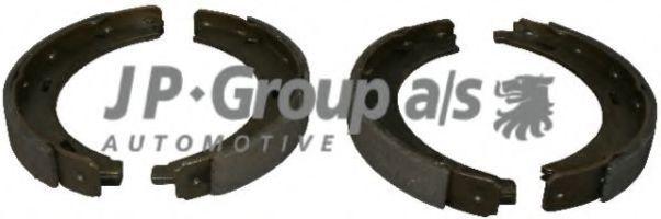 Купить Колодки тормозные JP GROUP 1363900210