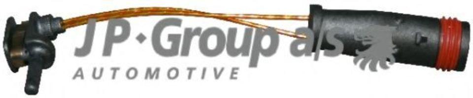 Датчик износа тормозных колодок JP GROUP 1397300500
