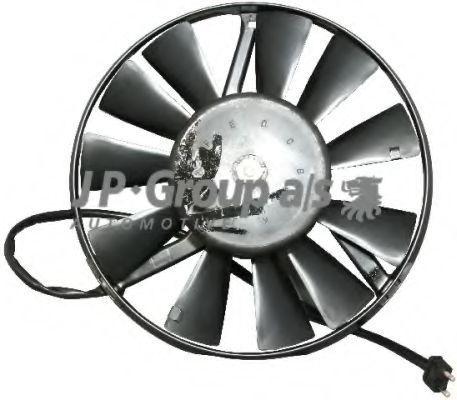 Электродвигатель, вентилятор радиатора JP GROUP 1399100100