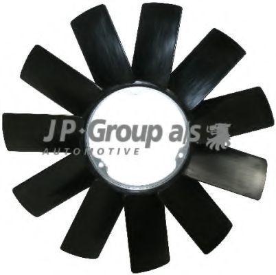 Крыльчатка вентилятора охлаждения двигателя JP GROUP 1414900800