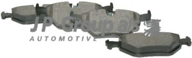 Колодки тормозные JP GROUP 1463700210