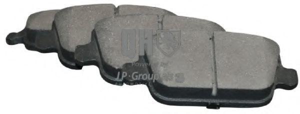 Колодки тормозные JP GROUP 1563700619