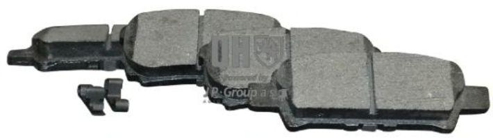 Колодки тормозные JP GROUP 3963700419