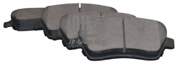 Колодки тормозные JP GROUP 4363601919
