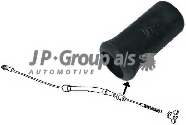 Купить Трос сцепления JP GROUP 8170250602