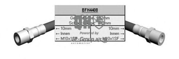 Шланг тормозной JP GROUP 1361700109