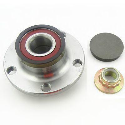 Комплект подшипника ступицы колеса SIDAT 460022
