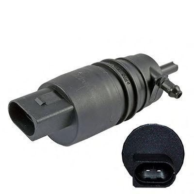 Водяной насос, система очистки окон SIDAT 55123