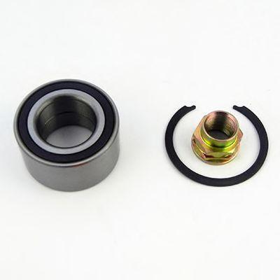 Комплект подшипника ступицы колеса SIDAT 460122