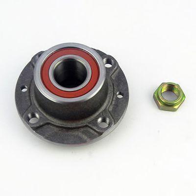 Комплект подшипника ступицы колеса SIDAT 460142