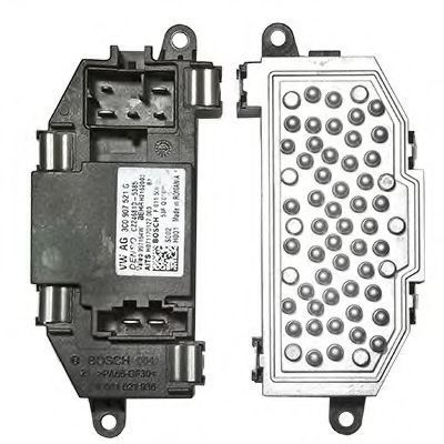 Регулятор, вентилятор салона SIDAT 106029