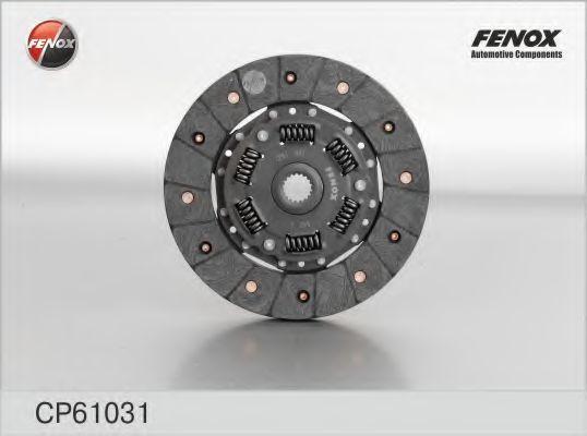 Диск сцепления FENOX CP61031