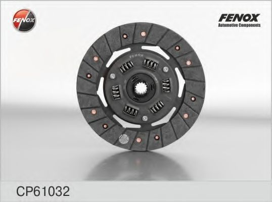 Диск сцепления FENOX CP61032