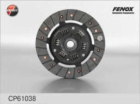 Диск сцепления FENOX CP61038