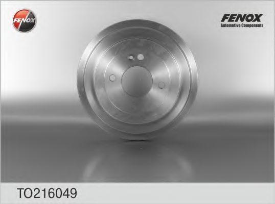 Тормозной барабан FENOX TO216049